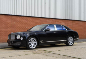 2013 Bentley Mulsanne (RHD)