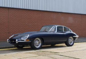 1962 Jaguar Evolution Hi Torque E-Type Fixed Head Coupe (LHD)