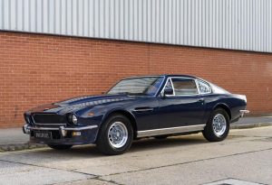 1979 Aston Martin V8 Series 4 'Oscar India' Sports Saloon (RHD)