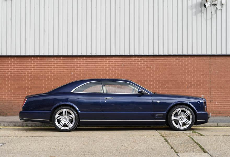 2008 Bentley Brooklands Coupé (RHD)