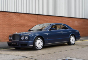 2008 Bentley Brooklands Mulliner Coupé (RHD)