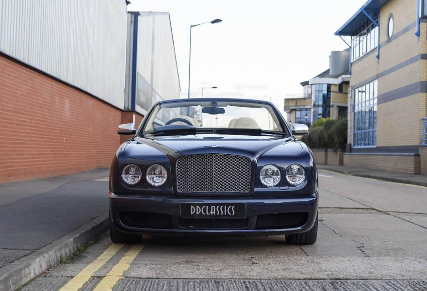 2006 Bentley Azure Convertible (RHD)