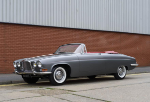 1965 Jaguar Mark X Convertible (RHD)