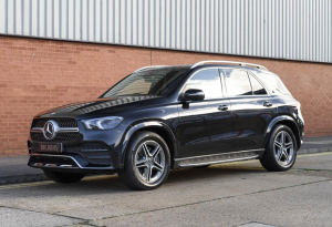2019 Mercedes-Benz GLE450 4Matic AMG (RHD)