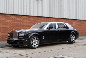 2014 Rolls-Royce Phantom Extended Wheel Base (RHD)