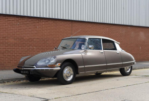 1972 Citroën DS21 EFI Pallas Automatique (RHD)