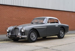 1957 Aston Martin DB2/4 Mk II Tickford Fixed-Head Coupé (RHD)