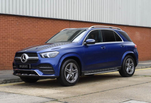 2019 Mercedes-Benz GLE450 EQ Boost 4-Matic Premium Plus AMG (RHD)