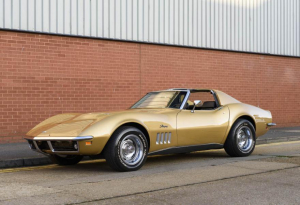 1969 Chevrolet Corvette C3 Stingray 427 Coupé (LHD)