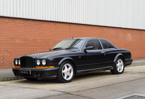 1997 Bentley Continental T (RHD)