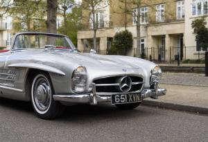 1957 Mercedes-Benz 300SL Roadster (LHD)