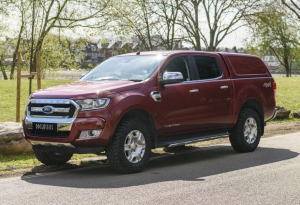 2019 Ford Ranger Limited (RHD)