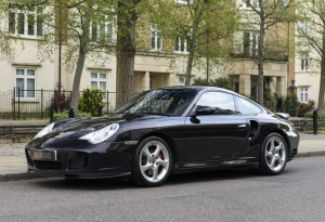2004 Porsche 911 996 Turbo (RHD)