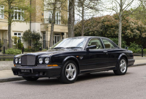 2003 Bentley Continental R Mulliner Wide Body (RHD)